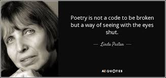 linda pastan poems