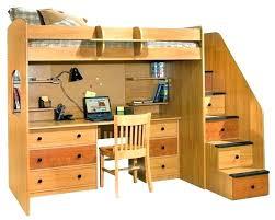 types of office desks. Bunk Desks Office Types Of Loft Bed With Desk Different