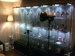 showcase display cabinet glass door lock