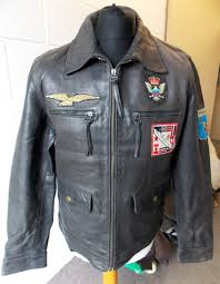 dolce gabbana men s flight leather jacket with military patches made in italy