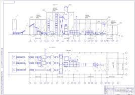 Строительные материалы и технологии курсовые и дипломные работы  Курсовой проект Цех по производству полужестких минераловатных плит марки 125 на синтетическом связующем