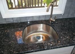 undermount bathroom sinks for granite countertops best sinks for granite s best bathroom sinks for granite