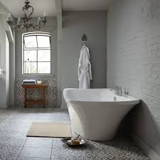 bathroom floor tiles grey.  Floor Hammersmith Feature Grey Floor Tiles 331 X 331mm Throughout Bathroom