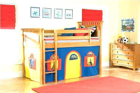 Tent For Bunk Bed The No Sew Secret To Building The Perfect Bunk Bed ...