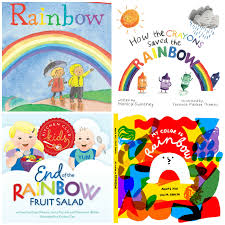 40 Rainbow Books for Kids | From ABCs to ACTs