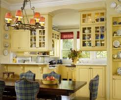 home office country kitchen ideas white cabinets. Unique Country Yellow Kitchen On Home Office Country Ideas White Cabinets I