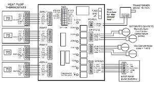 typical wiring diagramzone controller diagram wiring jope heat pump wiring diagram on typical wiring diagram of a 4 zone controller for a