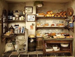 the bakery vintage country small bread shop handmade dollhouse miniaturesetsy dollhouseara vintage modern dollhouse furniture 1200 etsy
