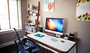 minimalist office furniture. Modern Minimalist Home Office Desk Amalgamates Ergonomic Design With Elegant Form Furniture A