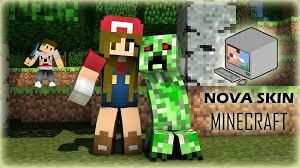 Minecraft Nova Skin Background HD ...