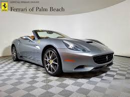 Quality & durability backed by our 10 year/100,000 mile limited powertrain warranty. Ferrari California For Sale Dupont Registry