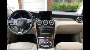 One's a crossover suv, and so is the other, albeit with a more sloped rear roofline. Mercedes Glc 300 2019 Interior Car Wallpaper