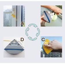 Sicherheitsglasreiniger Täglich Verwenden Hausarbeiten Reinigung