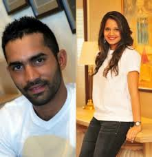 ... in the ICC Champions Trophy 2013 as well as India's tour of Zimbabwe.He was previously married to bNitika Karthik. Deepika Pallikal and Dinesh Karthik - deepika_pallikal_dinesh_karthik_1_1385732524_540x540