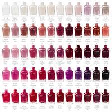 Nail Colour Chart Tepaksirehblog Com