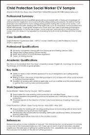 Curriculum Vitae For Social Workers Kc Garza