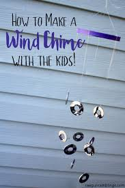 How To Make Wind Chimes Diy Wind Chimes Skip To My Lou