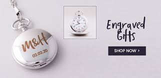 engraved gifts for him