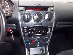 2006 Mazda 6 Interior Images - Reverse Search