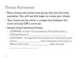 Example Of Compare Contrast Essay Examples Of Comparing And