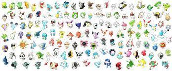 Bleus pokedex Generation III by I-Am-Bleu on DeviantArt | Deviantart pokemon,  All pokemon, Pokemon