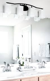 cheap bathroom lighting. Inexpensive Lighting \u0026 Mirror Options To Make Over A Bathroom On Less Than $100. # Cheap E
