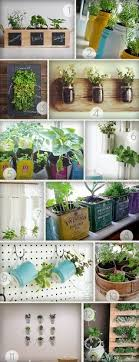 Small Picture 15 Phenomenal Indoor Herb Gardens Metal tins Towels and Plumbing