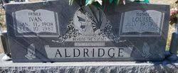 Ivan Aldridge (1908-1987) - Find A Grave Memorial