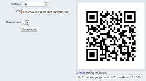 Google Charts Qr Code How To Create Qr Code With A Google Chart Api Consumingtech