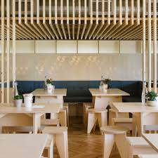 Fleet Architects Creates Timber Nest And Zigzagging Bar