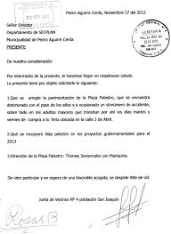 Formato De Cartas De Peticion Resultado De Imagen Para Cartas De Junta Vecinos Junta