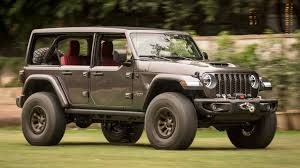 Jeep wrangler insurance costs will vary depending on model year, driving record, and other specific factors. Motortrend Jeep Wrangler Rubicon 392 Hemi V 8 Concept First Drive Review It S Bad Ass Cars