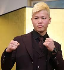 那須川天心 金髪で主人公宣言メイウェザー戦へ日本代表として闘う