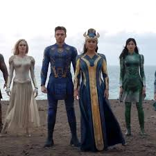 they're a group of immortals who have been on earth for 35 feige announced eight of the eternals who will be in the upcoming movie at sdcc 2019 and an. Ket Q3xl8gnh5m