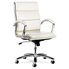 White Leather Office Chair Ikea Attractive White Leather Chair Office Ikea 71 Concept Design For