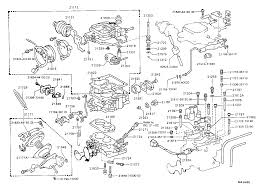 toyota 2y engine carburetor diagram toyota wiring diagrams online