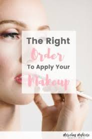 there are so many makeup s on the market now how do you know which s you need and the right order to apply your s
