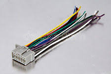 panasonic wiring harness ebay Panasonic Radio Wiring Diagram panasonic car stereo grey 16 pin car stereo radio wire wiring harness adapter panasonic car radio wiring diagram