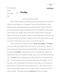 essay formats com essay formats 14 college format templates template essay format