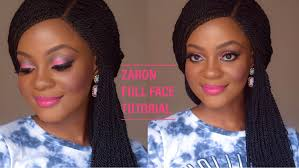 nigerian makeup artist tutorials daily