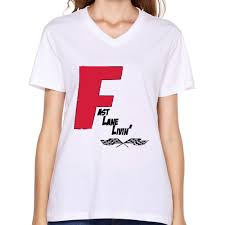 Buy Custom Funny Quotes V Collar Girl T Shirt Casual Fll Tee Shirt