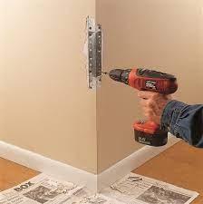 repair metal corner beading