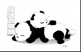 Small Picture Cute Panda Coloring Pages Miakenasnet