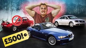£<b>500</b> Sports Car Challenge - YouTube