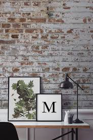 wallpapered office home design. hallways 16 fabulous wallpaper ideas wallpapered office home design a