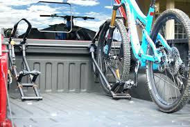 pick up truck bike rack racks for trucks bed diy carrier pickup mount