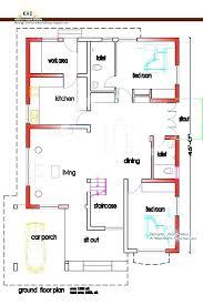 home plan kerala style three bedroom house plan in 2 bedroom house plans style sq feet home plan kerala style