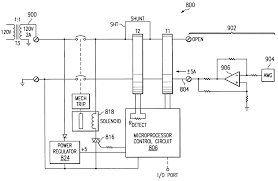 shunt trip circuit breaker wiring diagram kiosystems me Square D Shunt Trip Breaker Wiring Diagram shunt trip circuit breaker wiring diagram new ground fault best of