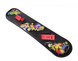 <b>Ледянка R-Toys Детский</b> сноуборд пластиковый с облегченным ...