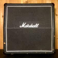 Marshall 4x10 Cabinet Instruments Rax Trax Recording